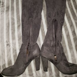 Catherine Malandrino Shoes - Beautiful thigh high/ over the knee boots